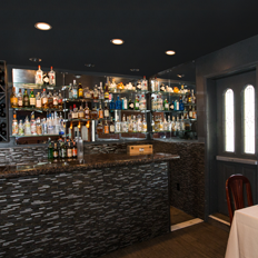 our second bar that is located in one of our private gathering rooms